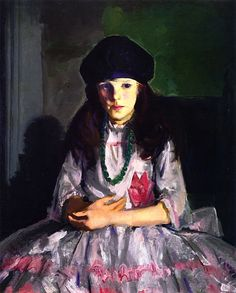 Margarite / George Wesley Bellows - 1919