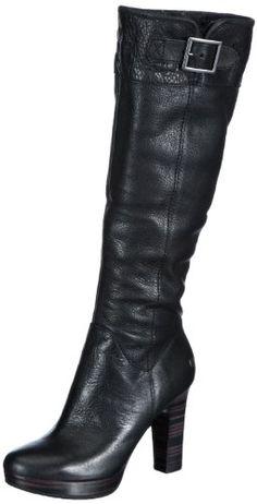 Zapatos de mujer. UGG W Savoie - Botas Antideslizantes de cuero mujer, color negro,