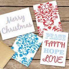 Free Printable Christmas Gift Tags {Christmas Printables}