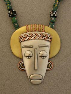 The Jewelry of Ahlene Welsh - Sudanese Lady