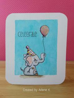 "Simon Says Stamp ""Birthday Celebration"" #SSSFAVE"