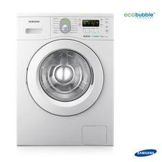 Con #EcoBubble de Samsung sólo preocúpate por saber qué harás en tu tiempo libre.