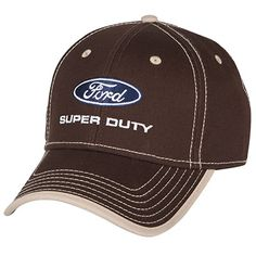 ff6c360ec02 Less is more  Uncomplicated cap puts all eyes on our Super Duty logo framed  by