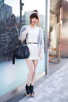 Street Snap [香 栄] | Fashionsnap.com