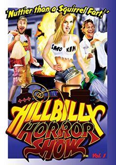 Gruesome Hertzogg Podcast  : Movie Trailers: Hillbilly Horror Show Trailer Official