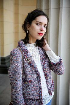 Chanel Tweed