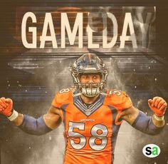 The #DenverBroncos head to #SanDiego this week for #ThursdayNightFooball at 8pm ET.  #nfl #football #broncos #Denver #sb50 #vonmiller #whosgonnawin #broncosnation #sandiegochargers #chargers #boltup #winasone #gochargers #boltpride #football #boltnation #onecharge #sd #sandiego #itsourtime #tnf #PhillipRivers
