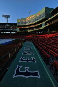 Fenway Park...photo credit: Mike Ivins/Boston Red Sox