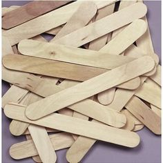 Staples®. has the Chenille Craft® Natural Jumbo Wood Craft Sticks, 500 Pieces you need for home office or business. FREE delivery on all orders over $19.99, plus Rewards Members get 5 percent back on everything!