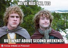 why we should always go by hobbit logic!