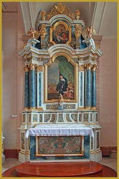 Abbaye Saint-Maurice - Ebersmunster, Bas-Rhin (France) - Photo Yves Noto Campanella