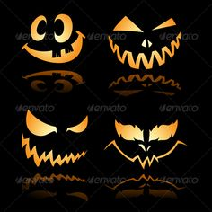 Realistic Graphic DOWNLOAD (.ai, .psd) :: http://jquery.re/pinterest-itmid-1000069934i.html ... Spooky Halloween Grin 1 ...  cartoon, expression, eyes, fear, grin, halloween, light, orange, pumpkin, red, smile, spooky, teeth  ... Realistic Photo Graphic Print Obejct Business Web Elements Illustration Design Templates ... DOWNLOAD :: http://jquery.re/pinterest-itmid-1000069934i.html