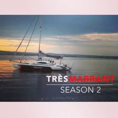 "The Tres Marrant F24 raced through their 2014 season! Watch this awesome highlight video that Pat from Quebec, Canada shared with us! ""We're flyin' on the water!"" Watch the video at: sail.corsairmarine.com/tres-marrant-f24-2014-season-highlight-video #tresmarrant #f24 #quebecsailing #corsairmarine #sail #sailing #trimaran #trimarans #multihull #multihulls #yachts #ocean #nautical"