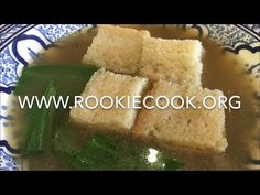 Healthy, hearty and delicious Chicken Broth with cubes of sourdough and wild garlic. Party Recipes, Yummy Recipes, Cooking Recipes, Eating Healthy, Healthy Tips, Healthy Recipes, My Favorite Food, Favorite Recipes, Recipe Creator
