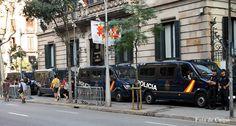 Diada Nacional de Catalunya 11-09-2014 1.800.000 catalans fan història. Els nacionals fent la seva feina.