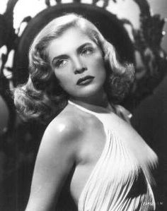 "Lizabeth Scott, 1922. Actress, among other movies she appeared in was ""Dead Reckoning"", 1947 with Humphey Bogart. ""I Walk Alone"", 1948 with Burt Lancaster and Kirk Douglas. ""Easy Living"", 1949 with Victor Mature."