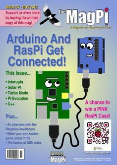 The MagPi Issue 7 - PiGauge - RaspberryPi controlled servos