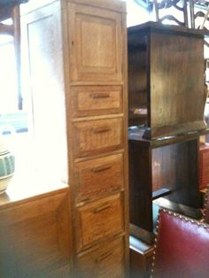Tall chest if drawers
