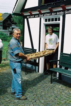 "Backtag in Siegen-Langenholdinghausen gen ""Hollekusse"""