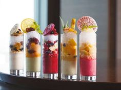 Intercontinental Hotel in Shinagawa will be serving alcohol infused versions of 'kakigori,' mid-September 2015
