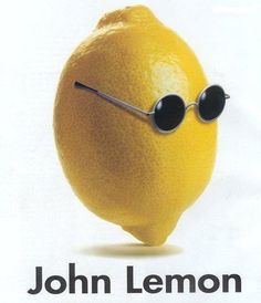 Find images and videos about funny, lol and lemon on We Heart It - the app to get lost in what you love. Bad Puns, Funny Puns, Hilarious, Funny Quotes, Humor Mexicano, George Harrison, Funny Images, Funny Pictures, John Lemon
