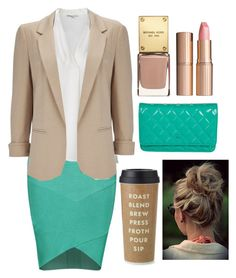 """Style #49"" by fancygirls on Polyvore featuring moda, Posh Girl, Wallis, Charlotte Tilbury, Chanel y Kate Spade"