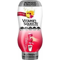 #energy #drink - Vitamin Squeeze Energy Drink, Fruit Punch, 12-Ounce (Pack of 4) (Grocery)