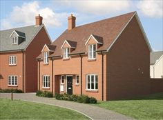 The Cartmel is a 4 bedroom detached house for sale in New Homes For Sale, Detached House, Oxford, Mansions, Bedroom, House Styles, Home Decor, Decoration Home, Manor Houses