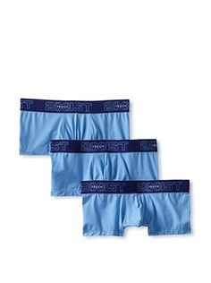 45% OFF 2(X)IST Men's No Show Trunk- 3 Pack
