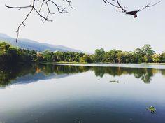 #cmu #chiangmaiuniversity #lake