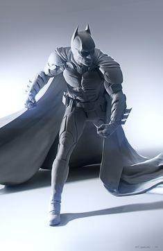 Des concept-arts pour les films Green Lantern et The Dark Knight Rises | DCPlanet.fr