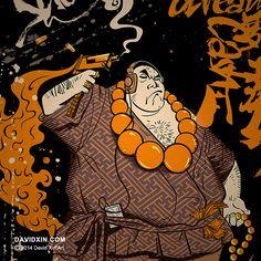 Buddha gangsta