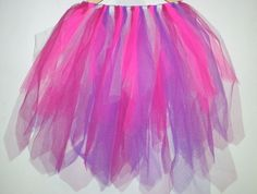 For a quick and easy make try out this 'no-sew' tutu. It's great for parties and dressing up for kids and adults alike. For a small child you will need 2m of dress net, for a teen…
