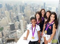 fierce five - Bing Images