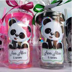 Inspire sua Festa ®   Blog sobre festas e maternidade 30th Birthday Party Themes, Panda Birthday Party, Panda Party, 11th Birthday, Birthday Decorations, Panda Themed Party, Panda Baby Showers, Ideas Para Fiestas, Alice
