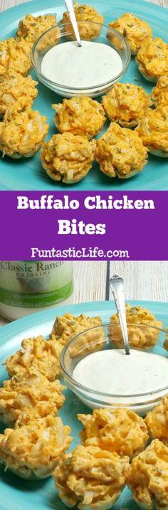 Buffalo Chicken Bite
