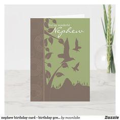 nephew birthday card - birthday greeting card for Disney Birthday Card, Grandson Birthday Cards, Birthday Gift Cards, Birthday Greetings, Birthday Party Invitations, Happy Birthday, Invites, Disney Sweet 16, Custom Greeting Cards