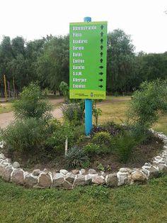 Así Somos: El Municipio de Deán Funes trabaja en el embelleci...