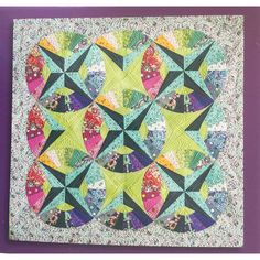Fandango Quilt Kit by Tula Pink | OZ Quilts
