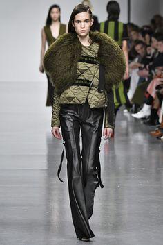 David Koma, London Fashion Week Fall 2017 (=)