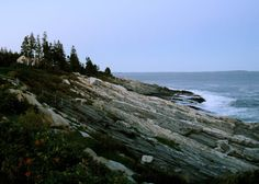 Photo of Maine, view from Pemaquid