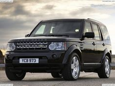 Land Rover Discovery 4 Armoured (2011)