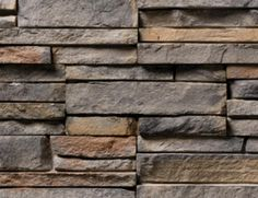 Thin Stack Real Stone Veneer Panel At Menards For The