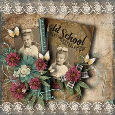 New collection OLD VINTAGE SCHOOL by Valentina's creations  http://www.valentinascreations.com/Vintage-Old-School.html http://www.oscraps.com/shop/Valentina-s-Creations/ http://www.digitalscrapbookingstudio.com/valentinas-creati…/ http://www.thedigichick.com/shop/Valentina-s-Creations/