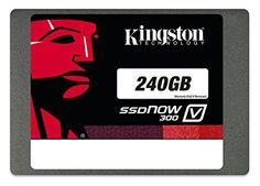 Kingston Digital 240GB SSDNow V300 SATA 3 2.5-Inch Solid State Drive with Adapter (SV300S37A/240G) Kingston http://www.amazon.com/dp/B00A1ZTZNM/ref=cm_sw_r_pi_dp_2OYlvb07QH5SB