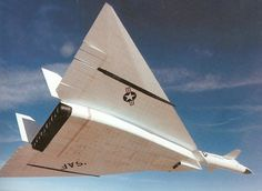 XB-70 Valkyrie, 1964.