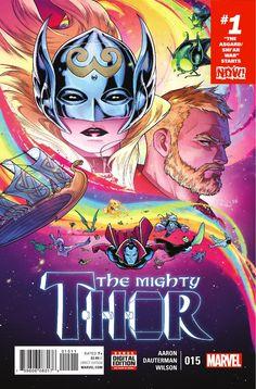 The Mighty Thor Vol. Asgard/Shi'ar War - Comics by comiXology Marvel Comics, Odin Marvel, Marvel Now, Marvel Heroes, Marvel Women, Marvel Girls, Captain Marvel, Lady Thor, Lady Sif