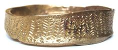 Etched Cuff, Cold Picnic