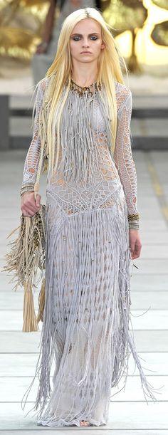 Roberto Cavalli 2011. Silk Arm Sculpture. Fashion we love. www.artency.com. Art & Contemporary Jewelry
