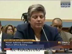 ▶ Napolitano Won't Admit Muslim Brotherhood Leaker - YouTube